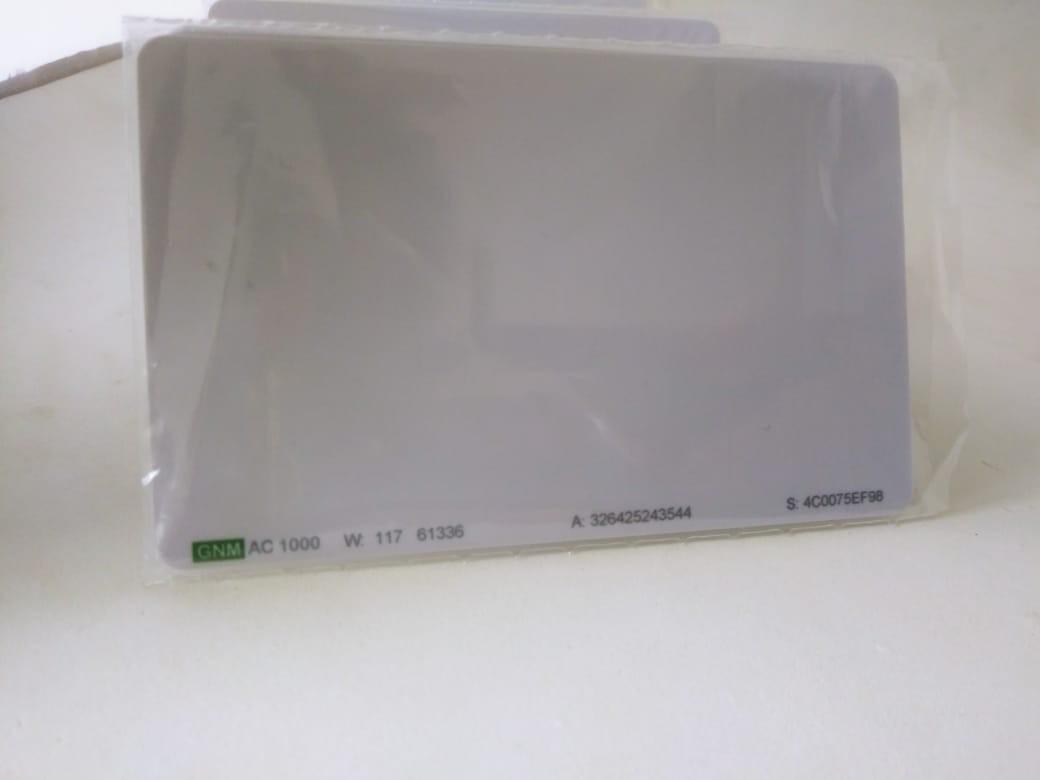 Cartão de proximidade rfid 125 khz